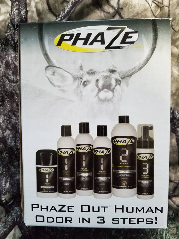 Phaze Scent Control Systems By Illusion Hunting Systems